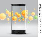 cellphone's enhanced saturation ...