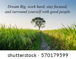 inspirational motivating quote... | Shutterstock . vector #570179599