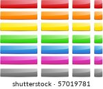 long and short rectangular... | Shutterstock .eps vector #57019781
