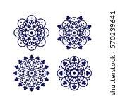 italian traditional ornament ...   Shutterstock .eps vector #570239641