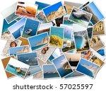sea holiday photograph | Shutterstock . vector #57025597