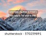 motivational and inspiration... | Shutterstock . vector #570259891