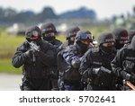 swat commando | Shutterstock . vector #5702641