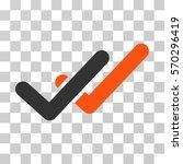 validation icon. vector...