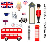 England Vector Traditional...
