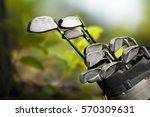 golf. | Shutterstock . vector #570309631