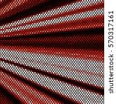 abstract grunge grid polka dot... | Shutterstock . vector #570317161