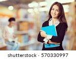 student. | Shutterstock . vector #570330997