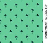 seamless pattern of small dark... | Shutterstock .eps vector #570332119