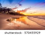 the beautiful colours of a... | Shutterstock . vector #570455929