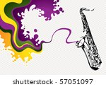 Designed Stylized Banner With...