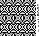 seamless geometric pattern....   Shutterstock .eps vector #570542821