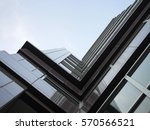high building with clearly sky | Shutterstock . vector #570566521