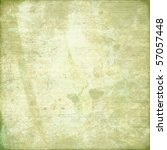 grunge stained bamboo paper... | Shutterstock . vector #57057448