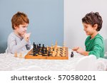 Two Brothers Are Playing Chess...