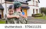 composite images of american... | Shutterstock . vector #570611131