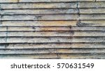 Small photo of Rustic bamboo panel