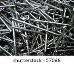 nail | Shutterstock . vector #57068