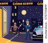 Criminal Scene Catch A Thief...