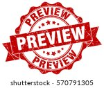 preview. stamp. sticker. seal....   Shutterstock .eps vector #570791305