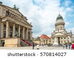 berlin  germany  may 18  2014 ... | Shutterstock . vector #570814027