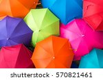 umbrellas coloring