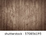 Wooden Background With Light...