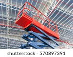 Scissor Lift Platform With...