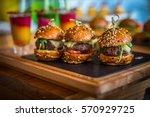 burger | Shutterstock . vector #570929725