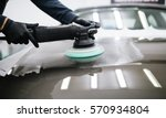 car detailing   hands with... | Shutterstock . vector #570934804