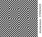 vector seamless pattern.... | Shutterstock .eps vector #570965425