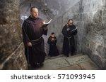 jerusalem  israel   november 26 ... | Shutterstock . vector #571093945