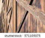 Weathered Barn Wall