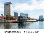 san diego  california   january ...   Shutterstock . vector #571112434