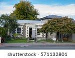 geraldine  new zealand   14 may ... | Shutterstock . vector #571132801