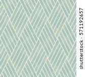abstract wattled seamless... | Shutterstock .eps vector #571192657