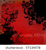 asia style textures and... | Shutterstock . vector #57134578