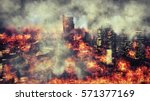 Apocalypse. Burning City ...