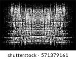 grunge black and white urban... | Shutterstock .eps vector #571379161
