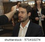 new york  ny usa   february 1 ... | Shutterstock . vector #571410274
