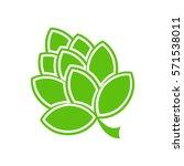 hop symbol | Shutterstock .eps vector #571538011
