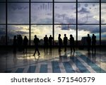 among the investors in the... | Shutterstock . vector #571540579