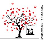 vector illustration of a... | Shutterstock .eps vector #571564357