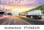 logistics import export...   Shutterstock . vector #571568134