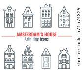 House Of Amsterdam Thin Line...