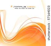 abstract vector background | Shutterstock .eps vector #57164023