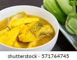 Yellow Curry Snapper Fish With...