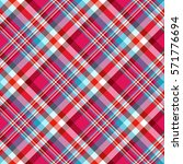 seamless tartan plaid pattern.... | Shutterstock .eps vector #571776694