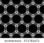 ornamental seamless pattern.... | Shutterstock .eps vector #571781671