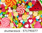 Colorful Lollipops And...